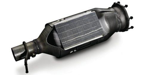 Сажевый фильтр для автомобилей